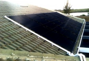 Solar Pool Heating Panels in Cape Coral, FL