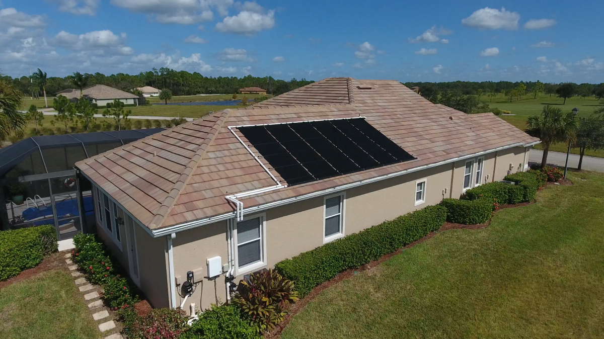 Naples, FL Photovoltaic System – Solar Electricity For Homes
