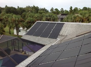 Fort Myers Home with Solar Panels for a Pool