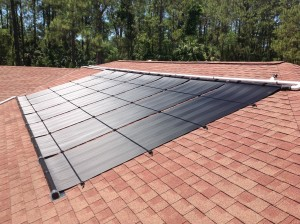 Naples Solar Pool Heatin Panels in Golden Gate Estates