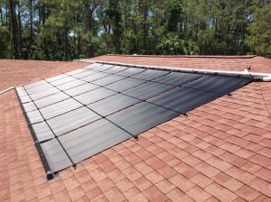 Naples Solar Pool Heatin Panels in Golden Gate Estates